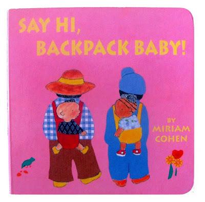 Βιβλία με babywearing ιστορίες