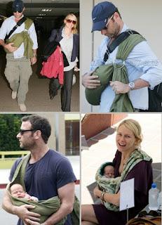 Ένα πανέμορφο ζευγάρι, ο Live Schreiber και η Naomi Watts με το μωρό τους!