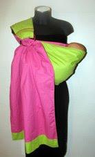 Ένα καλό ring sling θα χρησιμοποιείται για χρόνια, με ένα ή με περισσότερα μωρά!