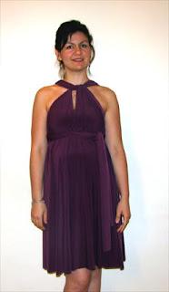 Όμορφο στήσιμο στο λαιμό, ένα φόρεμα που μπορείς να φτιάξεις σε μισή ώρα!