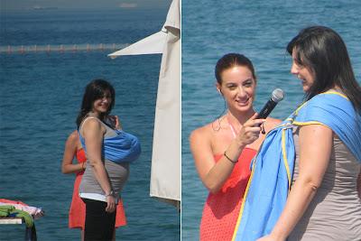 Από την παραλία του Αλίμου, στην εκμπομπή της Ράνιας Θρασκιά - Ελάτε - με μάρσιπο και παρεό!
