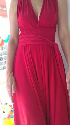 Τέλειο φόρεμα που φτιάχνεται σε μισή ώρα!