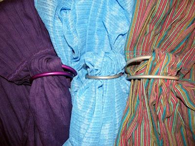 Σωστό μέγεθος κρίκων όταν φτιάχνουμε ένα sling