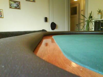 Pokerbordet   hvordan man bygger et pokerbord