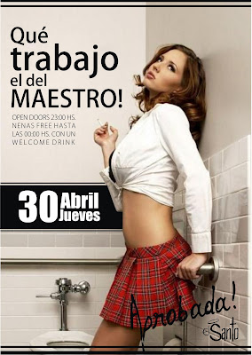 13 abril dia maestro: