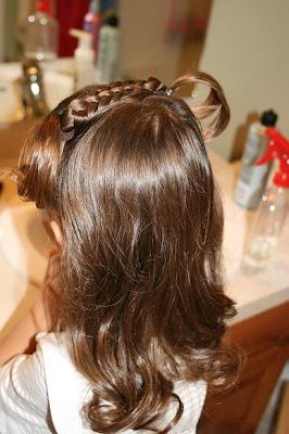Okul İçin Çocuk Saç Modelleri ve Yapılışı