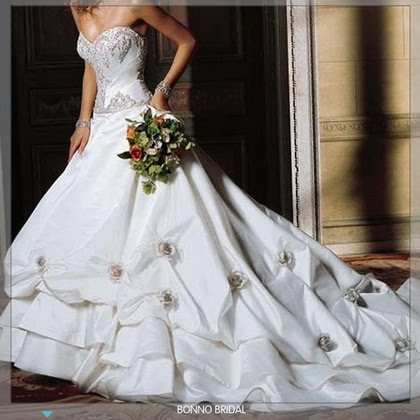 Top Wedding Gown Styles for 2010