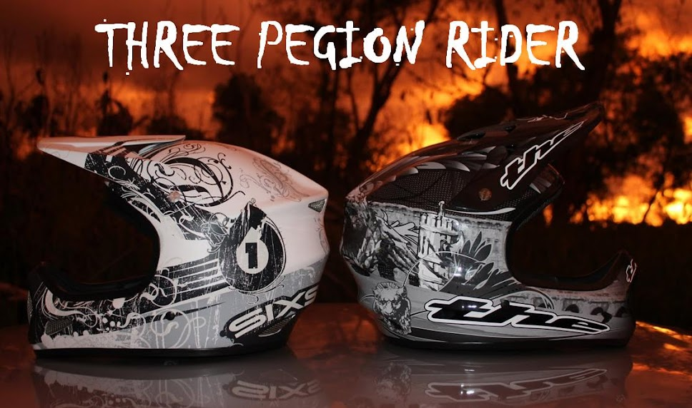 THREE PEGION RIDER