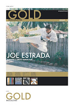 * THE LATEST from Sensei Joe Estrada