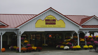 Miller Farms store entrance