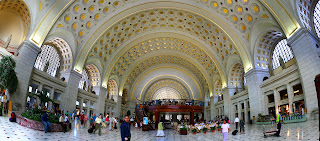 Great Hall at Union Station Washington DC