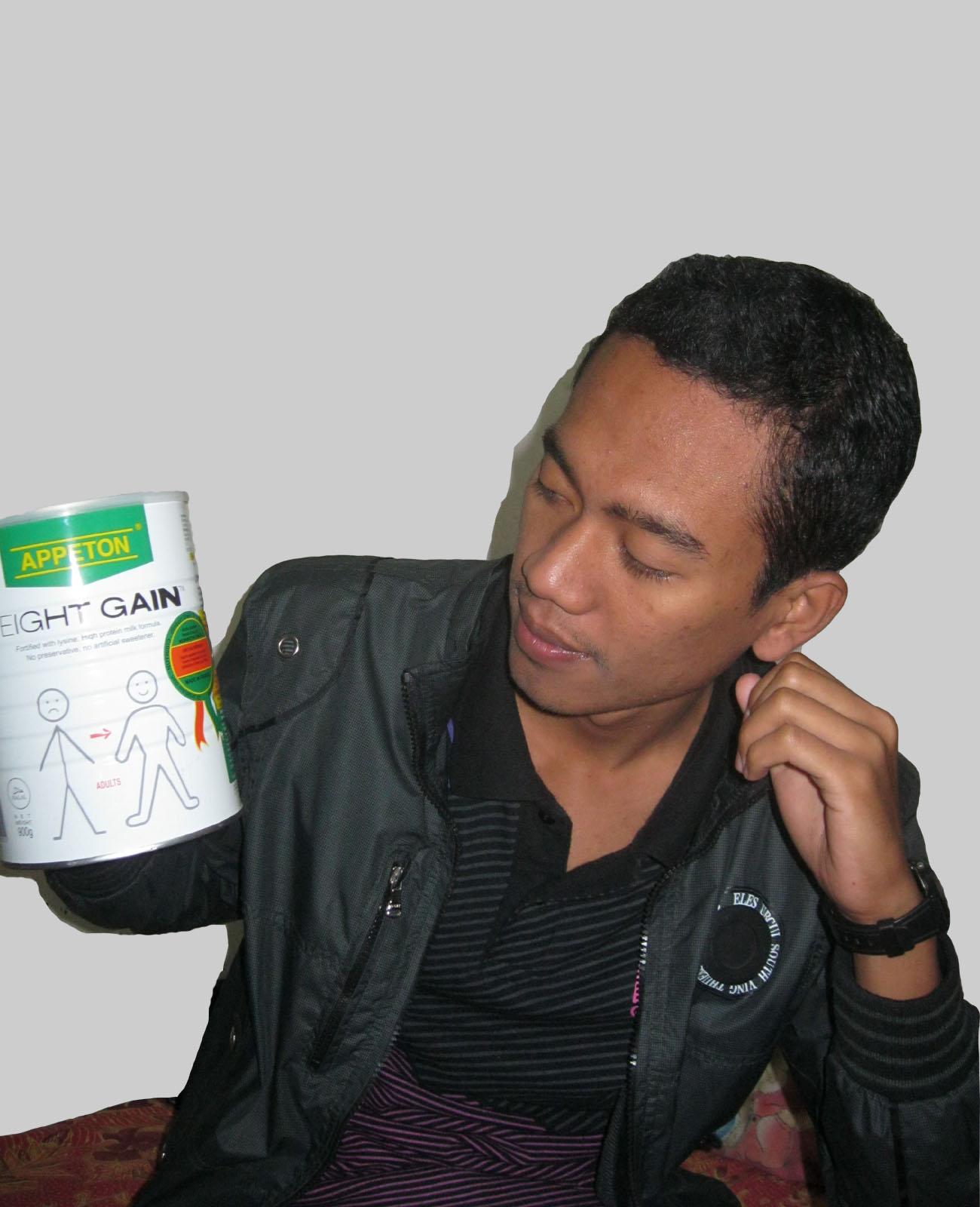 Pengalaman Mengkonsumsi Susu Appeton Weight Gain Biar