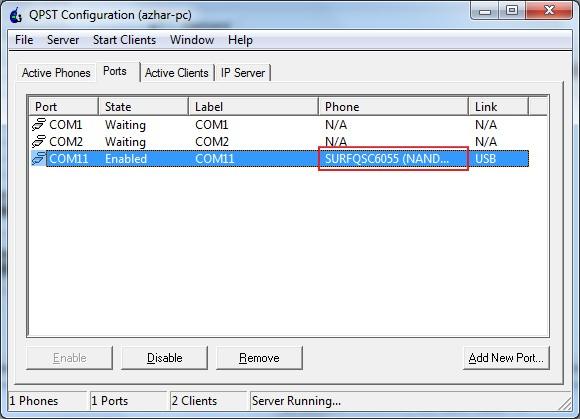 Qpst software build 366