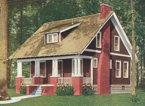 Laurelhurst craftsman bungalow craftsman exterior decision - Red exterior wood paint plan ...