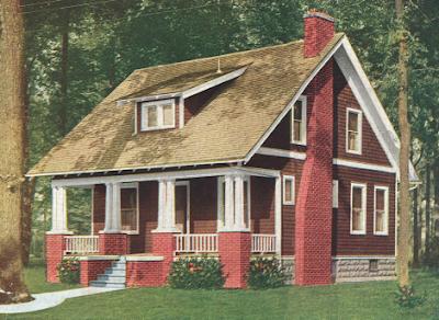 Laurelhurst craftsman bungalow craftsman exterior decision for Classic house colors