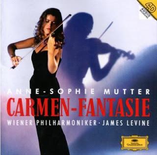 Itzhak Perlman - Lawrence Foster - Paganini: Konzert Nr.1 D-dur Sarasate: Carmen-Fantasie
