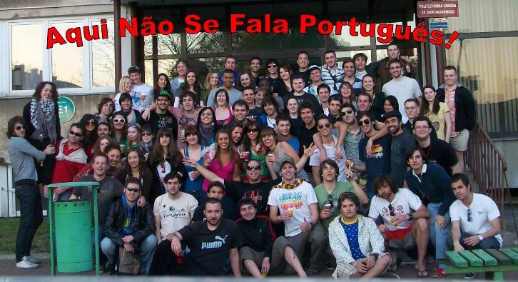 Aqui Não Se Fala Português