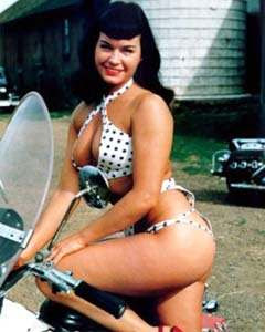 Start The Revolution Without Me Bettie Page