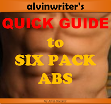 alvinwriter's Quick Guide to Six Pack Abs