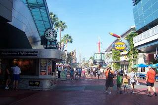 Orlando City walk
