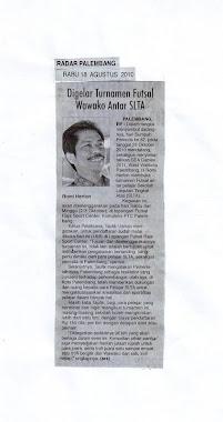 Berita di Radar Palembang