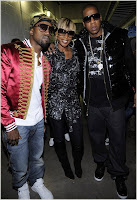 mary+j+n+jay+n+kanye Jay Z & Mary J. Blige Kick Off Tour