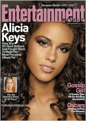 6q0egigrx7 Alicia Keys Covers Entertainment Weekly