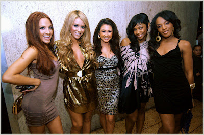d06605f9 Danity Kane & Co At Diddys Party