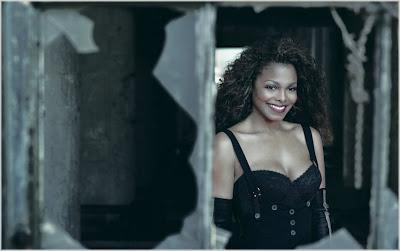 Janet - New 'Discipline' Promo Pics