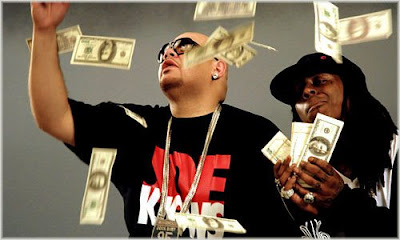 lil wayne makes it rain Fat Joe Takes Aim At 50 Cent
