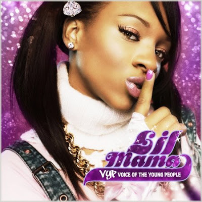 Lil' Mama - 'VYP: Voice of The Young People' Cover