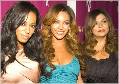 Tina Knowles Collapses On Set Of Beyonce Movie