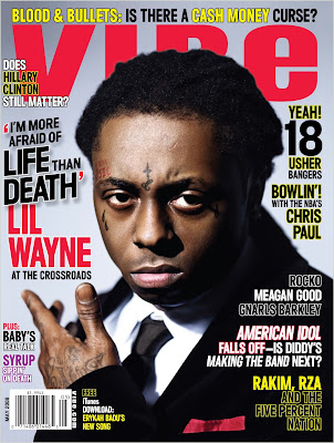 Vibe Cover Lil Wayne Covers VIBE