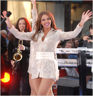 2 7 Beyonce Live On Today Show