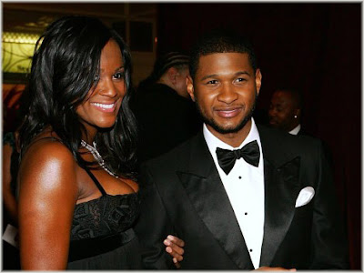 1 419448 1172220843!img419422 Usher &amp; Tameka Foster Wed