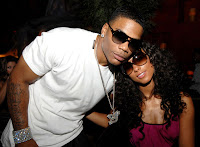 nellyaliciakeys JD & Nelly Host Post VMA Party