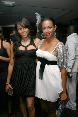 lilwaynesj0098696fl5 LeToya & Solange At Lil Wayne Party