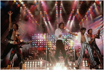 victory tour 1984 9 The Jacksons To Reunite In 2008?