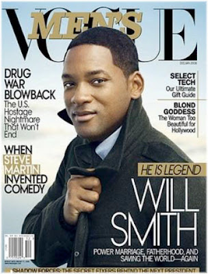 will smith mens vogue Will Smith Covers Mens Vogue