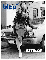 Estelle Covers BLEU Magazine