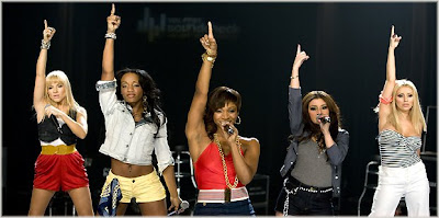 danity+walmart Danity Kane Perform On Soundcheck