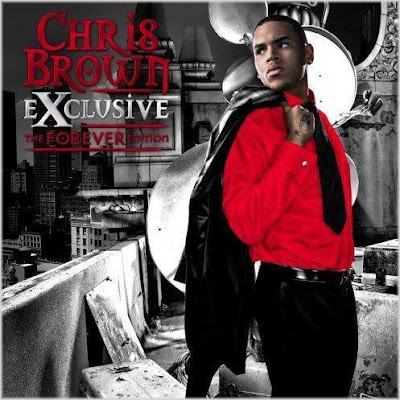 Chris Brown - 'Exclusive: Forever Edition' Cover