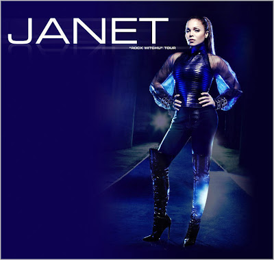 New Janet 'Rock Witchu' Tour Promo