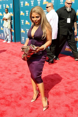 lil+kim BET Awards 2008: Arrivals