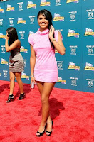 cassie BET Awards 2008: Arrivals