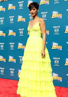 rihanna BET Awards 2008: Arrivals