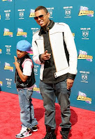 chris+brown BET Awards 2008: Arrivals