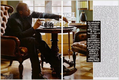 j4 Jay Z In LUomo Vogue