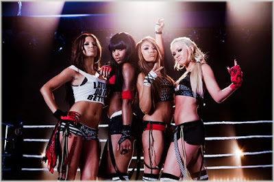 glicious Girlicious Axes Tiffanie; Now A Three