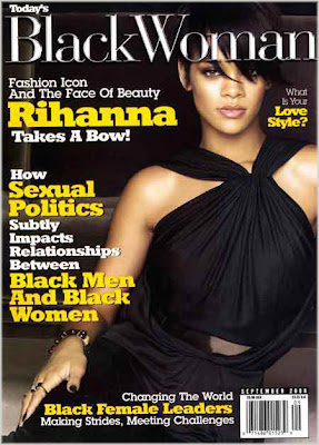 rihanna+covers+black+woman+mag Rihanna Covers Todays Black Woman